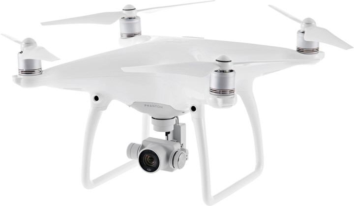 DJI Phantom 4, 4K Ultra HD kamera