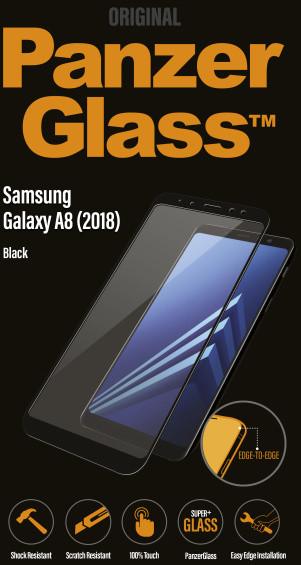 PanzerGlass Standard pro Samsung Galaxy A8 (2018), čiré