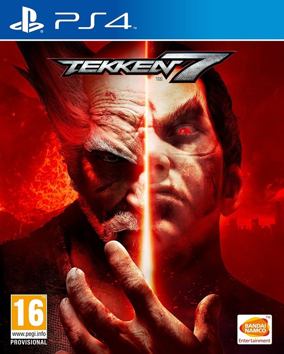 Tekken 7 - Deluxe Edition (PS4)