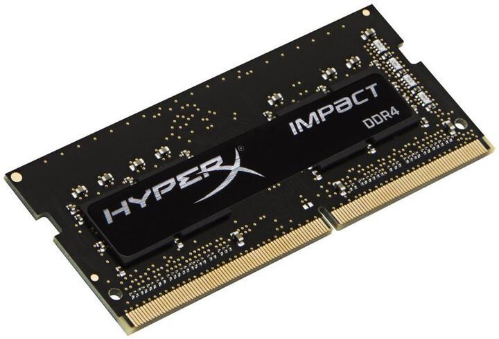 HyperX Impact 8GB DDR4 2933 CL17 SO-DIMM