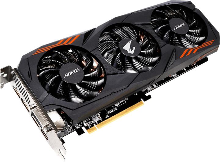 GIGABYTE GeForce AORUS GTX 1060, 6GB GDDR5