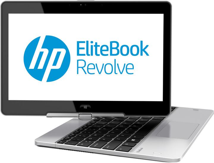 HP EliteBook Revolve 810 G2, stříbrná
