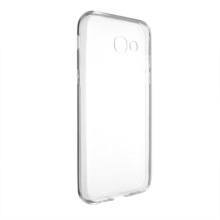FIXED Skin ultratenké TPU gelové pouzdro pro Samsung Galaxy A5 (2017), 0,5 mm, čiré