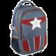 Batoh Avangers - Captain America, modro šedý s hvězdou