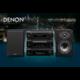 Denon DNP-F109, černá
