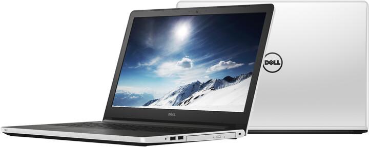 Dell Inspiron 15 (5558), bílá