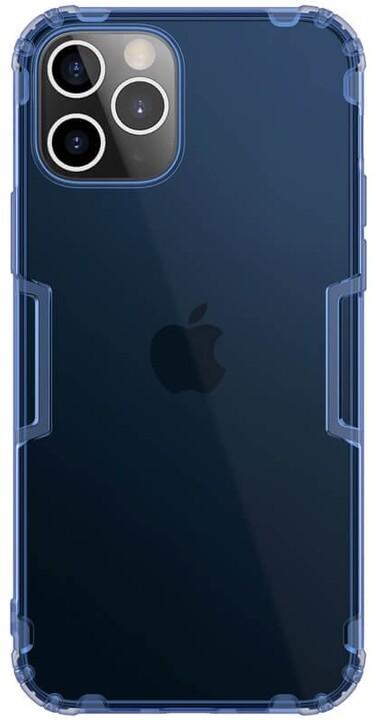 """Nillkin zadní kryt TPU pro iPhone 12/ 12 Pro (6.1""""), modrá"""