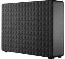 Seagate Expansion Desktop, USB3.0 - 6TB, černá - STEB6000403
