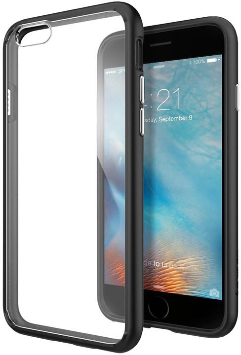 Spigen Ultra Hybrid ochranný kryt pro iPhone 6/6s, black