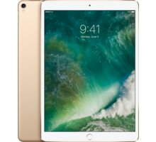 Apple iPad Pro Wi-Fi + Cellular, 10,5'', 256GB, zlatá