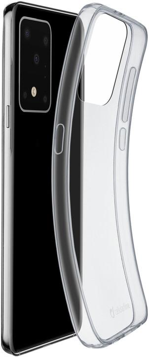 Cellularline extratenký zadní kryt Fine pro Samsung Galaxy S20 Ultra, čirá