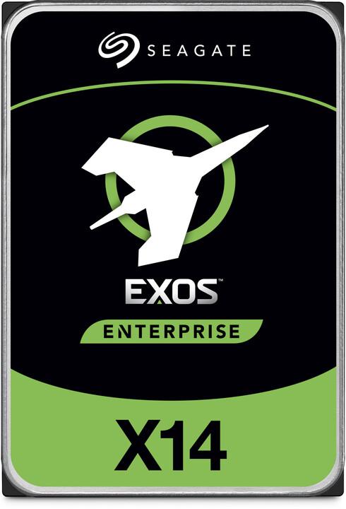 """Seagate Exos X14, 3,5"""" - 12TB"""