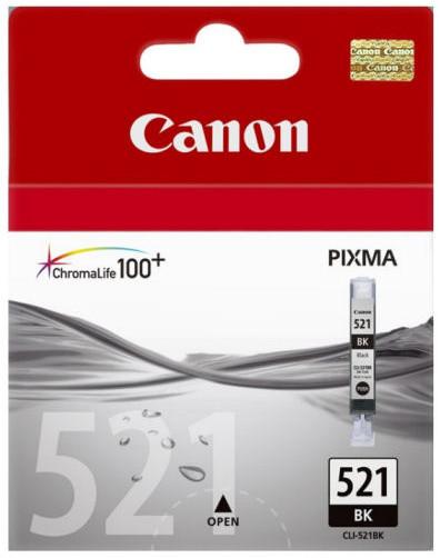 Canon CLI-521BK, černá