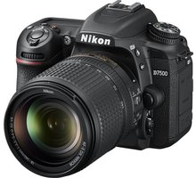 Nikon D7500 + 18-140 VR - VBA510K002