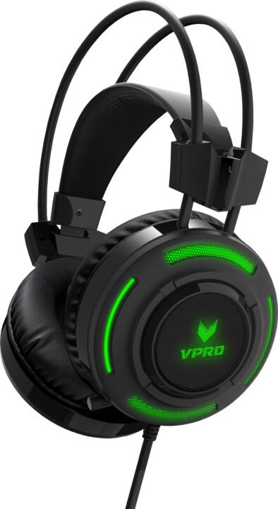 Rapoo VPRO VH200, černá