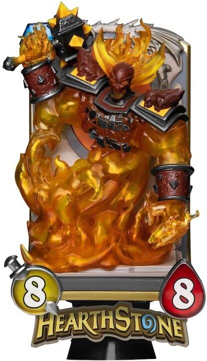 Figurka Hearthstone - Ragnaros The Firelord (16 cm, svítící)
