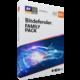 Bitdefender Family pack  - 15 zařízení na 1 rok - BOX