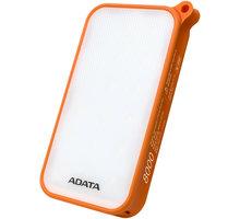 ADATA D8000L 8000mAh oranžová - outdoor LED svítilna