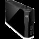 Seagate Backup Plus Hub - 6TB, černá