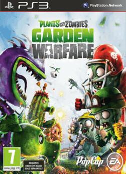 Plants vs. Zombies: Garden Warfare (PS3)