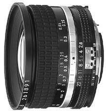 Nikon objektiv Nikkor 20MM F2.8 A
