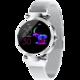 IMMAX SW12 chytré hodinky, stříbrná