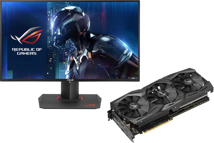 ASUS set ROG PG279Q a GeForce ROG-STRIX-RTX2070