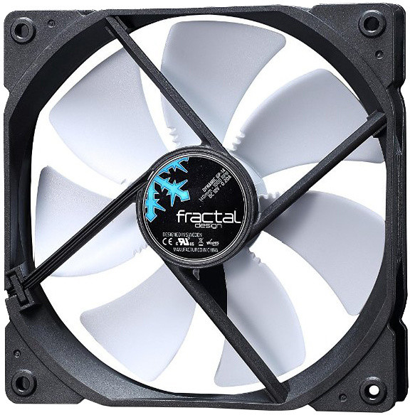 Fractal Design Dynamic GP-12, bílá
