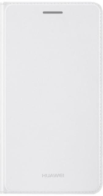 Huawei Flipové pouzdro pro Honor 4C, bílé