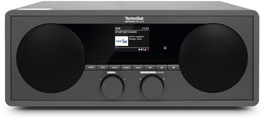 TechniSat DigitRadio 451 CD IR, černá