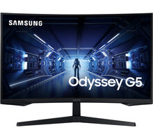 "Samsung Odyssey G5 - LED monitor 32"" - LC32G55TQWRXEN"