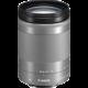 Canon EOS M6 + EF-M 18-150mm IS STM, stříbrná