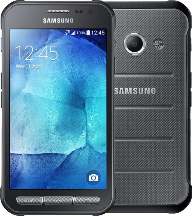 Samsung Galaxy Xcover 3 VE (G389), stříbrná