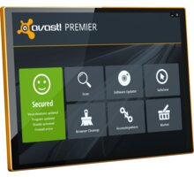 Avast Premier, 5 uživatelů (12 měs.) prodloužení APR8012RRCZ005