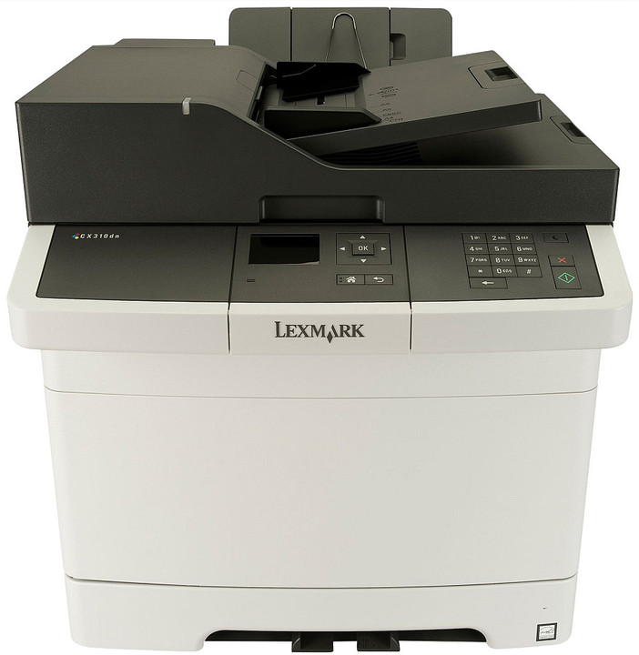 Lexmark CX317DN