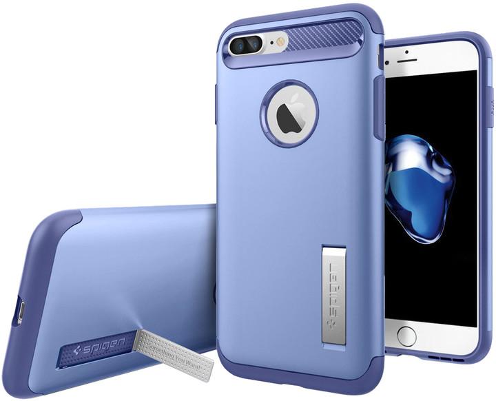 Spigen Slim Armor pro iPhone 7 Plus, violet