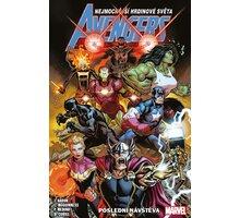 Komiks Avengers: Poslední návštěva, 1.díl, Marvel