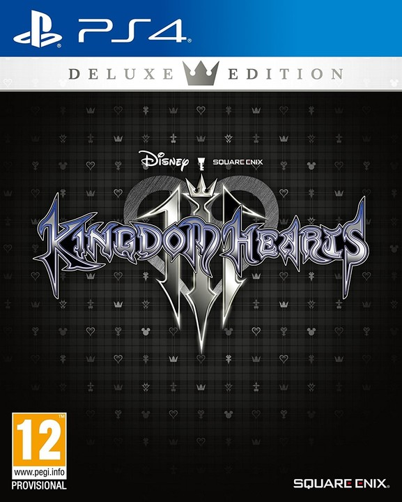 Kingdom Hearts III - Deluxe Edition (PS4)