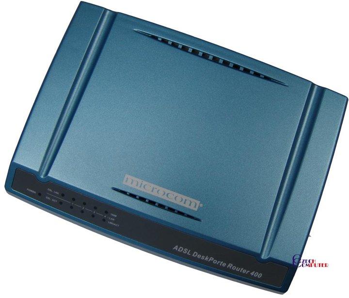 Microcom ADSL DeskPorte Router 400