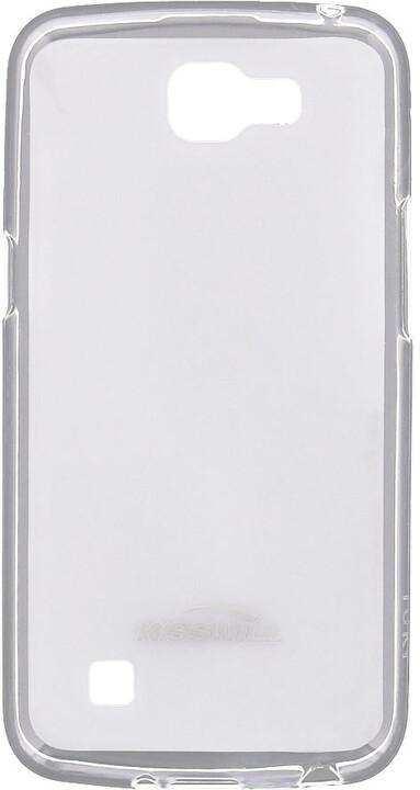 Kisswill TPU pouzdro pro LG K4, transparentní