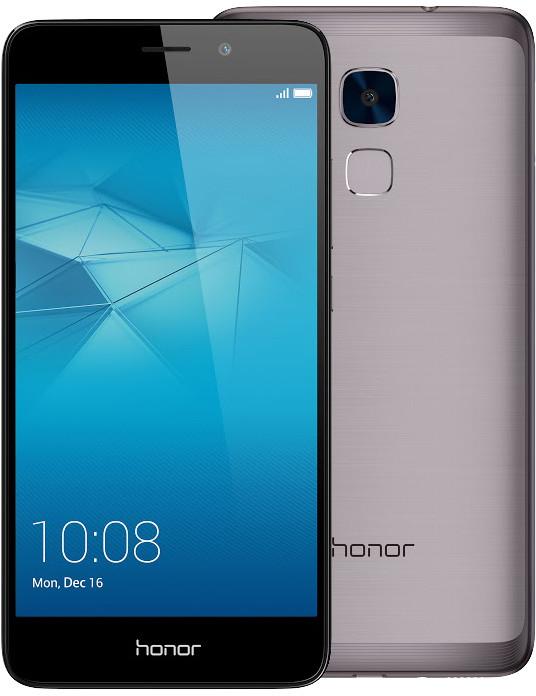 Honor 7 Lite, šedá