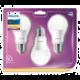 LED žárovky Philips 8,5/60W E27 3 kusy v hodnotě 390 Kč