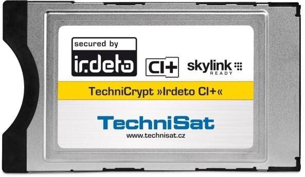 TechniSat TechniCrypt Irdeto dekódovací modul