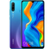 Huawei P30 Lite, 4GB/128GB, Blue Elektronické předplatné čtiva v hodnotě 4 800 Kč na půl roku zdarma + Kuki TV na 2 měsíce zdarma