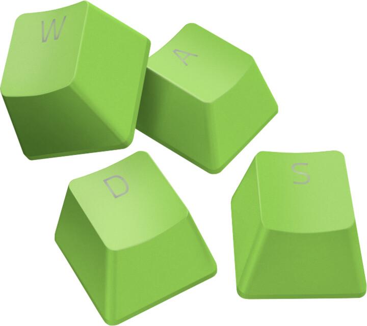 Razer PBT Keycap Upgrade Set, 120 kláves, zelené