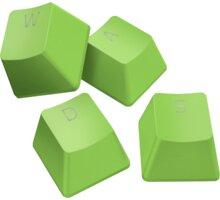 Razer vyměnitelné klávesy PBT Keycap Upgrade Set, 120 kláves, zelené - RC21-01490400-R3M1