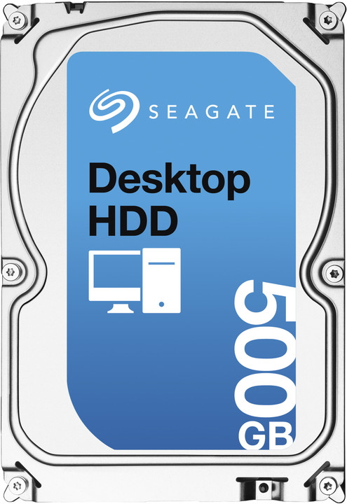 Seagate Desktop HDD - 500GB