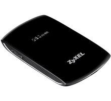 Zyxel WAH7706 Přenosný router 4G LTE  + T-mobile Twist Online Internet, SIMka / microSIMka s kreditem 200 Kč)