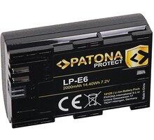 PATONA baterie pro Canon LP-E6 2000mAh Li-Ion Protect - PT12125