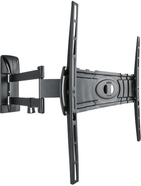 Meliconi 480806 Stile CURVED 400DR Nástěnný náklonný držák TV, černá